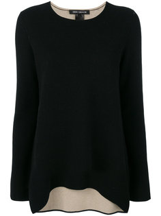 long asymmetric jumper  Iris Von Arnim
