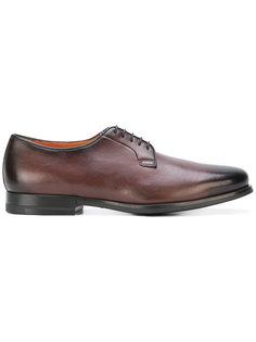 ботинки-дерби Santoni