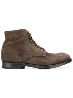 классические ботинки на шнуровке Officine Creative