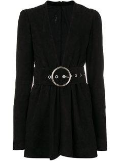 short belted dress Manokhi