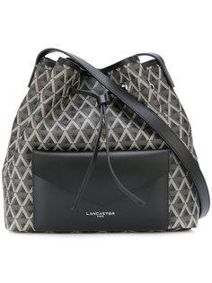 сумка-ведро с карманом-конвертом Lancaster