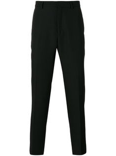 straight fit trousers Ami Alexandre Mattiussi