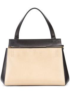 Двухцветная сумка-тоут Céline Vintage