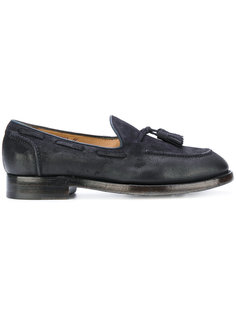 tassel-embellished loafers Eleventy