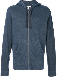 zip hoodie James Perse