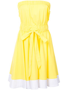 платье на одно плечо  Milly