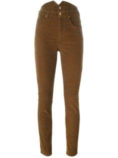 вельветовые брюки Farley Isabel Marant Étoile