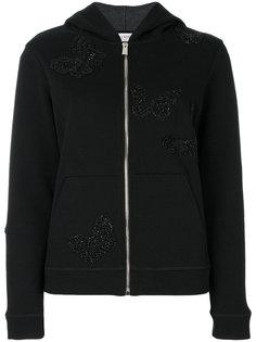 zip hoodie Valentino