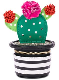 cactus flower pot purse Kate Spade