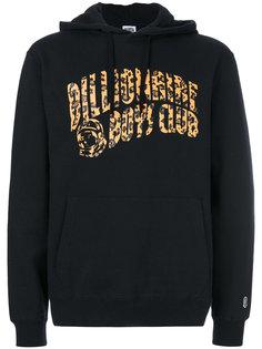 толстовка с леопардовым принтом логотипа Billionaire Boys Club