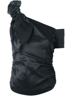 блузка на одно плечо  Isabel Marant