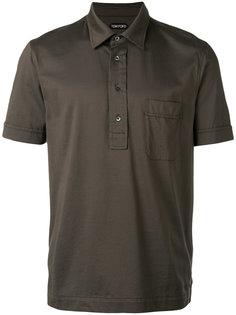 классическая футболка-поло Tom Ford