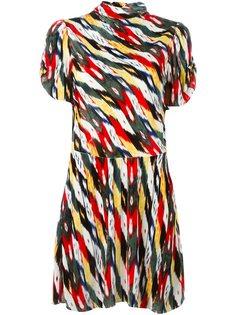 бархатное платье Lazy Isabel Marant Étoile