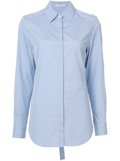 рубашка с открытой спиной  Tome