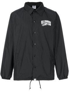 куртка с принтом логотипа Billionaire Boys Club