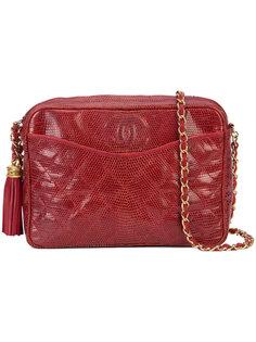 сумка через плечо с кисточкой  Chanel Vintage