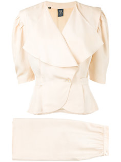 two-piece suit Emanuel Ungaro Vintage