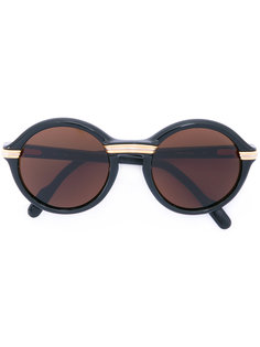 round frame sunglasses Cartier Vintage