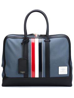 сумка на плечо с контрастными панелями Thom Browne
