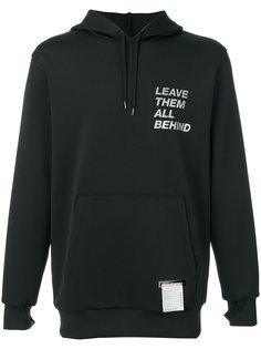 Post Run hoodie  Satisfy