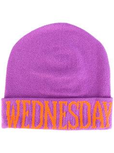 шапка Wednesday Alberta Ferretti