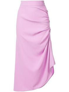 драпированная юбка Marni