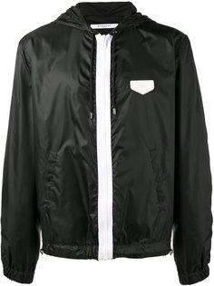 легкая куртка с капюшоном Givenchy