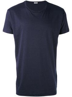 однотонная футболка Tomas Maier