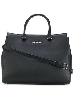 большая сумка на плечо с верхними ручками Lancaster