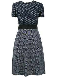платье с короткими рукавами и принтом Stella McCartney