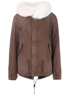 short parka coat Mr & Mrs Italy