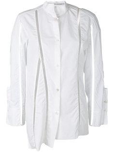 асимметричная рубашка  Alessandra Marchi