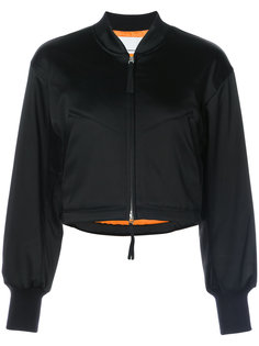 укороченная куртка-бомбер T By Alexander Wang