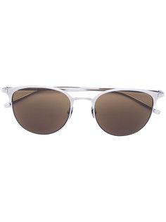 солнцезащитные очки в оправе кошачий глаз Saint Laurent