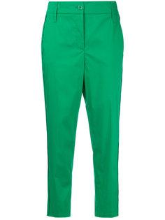 укороченные брюки Luisa Cerano
