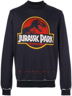 Jurassic Park crew neck sweatshirt Dolce & Gabbana