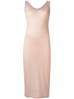 платье джерси без рукавов Givenchy