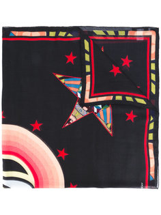 шарф с принтом Stars and Eye Givenchy