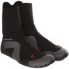 Гидроботинки Rip Curl Dawn Patrol 5mm Boot - Round Toe Black