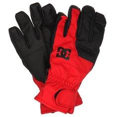 Перчатки сноубордические DC Seger Glove Racing Red