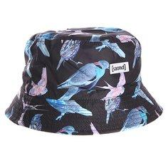 Панама TrueSpin Birdles Bucket Hat Black