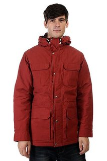Куртка зимняя Quiksilver Long Bay Rosewood
