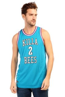Майка K1X Killa Bees Mesh Jersey Mint/White