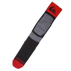 Носки сноубордические Quiksilver Snow Sport Sock Black/Grey