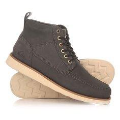 Ботинки высокие Quiksilver Sheffield Black/Brown
