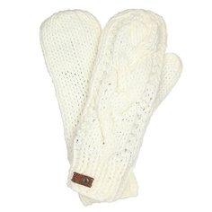 Варежки женские Roxy Winter Bright White