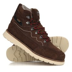 Ботинки зимние Quiksilver Atlas Brown/Black