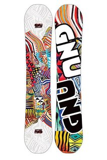 Сноуборд GNU Hard Candy Ast