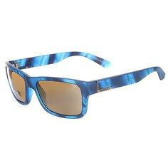 Очки Quiksilver Deville Matte Real Blue Havana/Fl