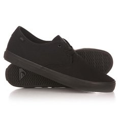 Кеды кроссовки низкие Quiksilver Shorebreak M Shoe Sbkm Solid Black